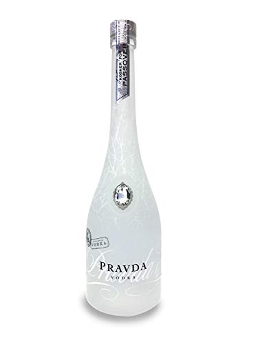Pravda Vodka Limited Edition