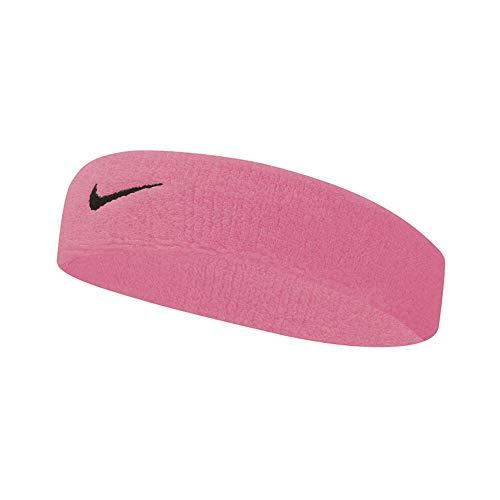 Nike UnisexErwachsene Swoosh Headband/Stirnband, Rosa (Pink gaze/oil grey), Einheitsgröße