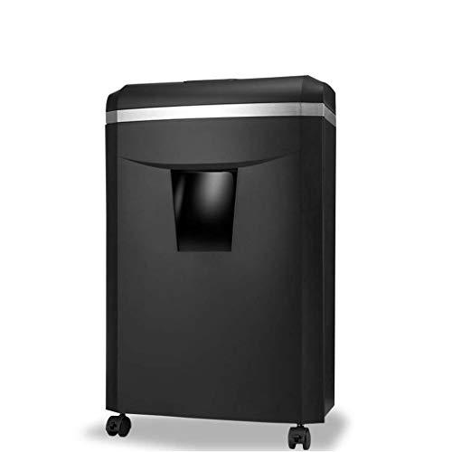 Review DDSS Paper Shredder, Electric Paper Shredder Office Home Desktop File Shredder Multifunction ...