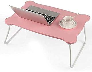 Gflyme Lit Oficina ordinateur Portable Tabla Étudiant Petite Table pliante..