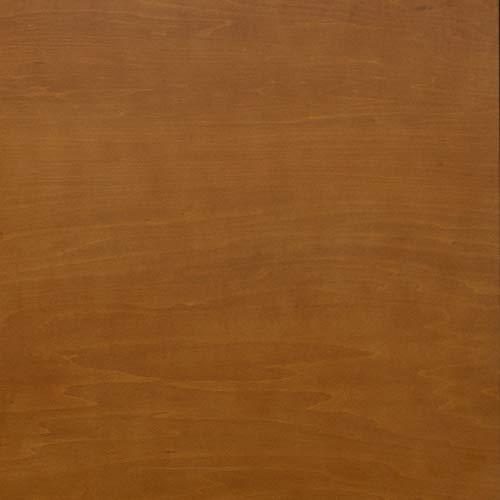 WE Furniture 60 Mid-Century Wood Dining Table - Acorn