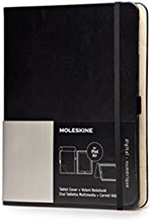 Moleskine Ipad Air Cover With Volant Notebook