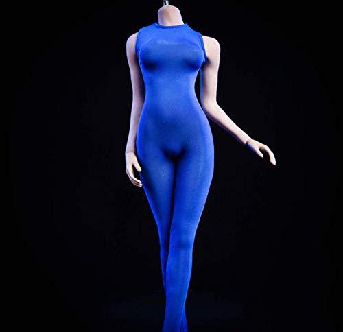 Kleding Model 1/6 Vrouwelijke Figuur Kleding Jumpsuits Korte Mouw Siamese Panty Kleding Model Accessoires Van toepassing op voor 12 Inch Actie Figuur Body Accessoires
