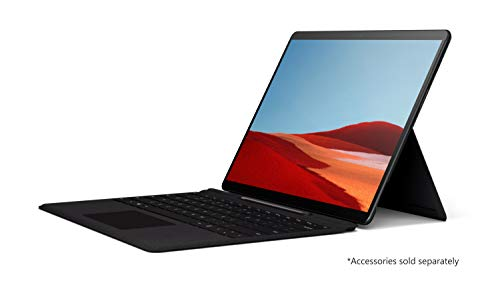 "NEW Microsoft Surface Pro X – 13"" Touch-Screen – Microsoft SQ1 - 16GB Memory - 256GB Solid State Drive – WiFi + 4G LTE – Matte Black"