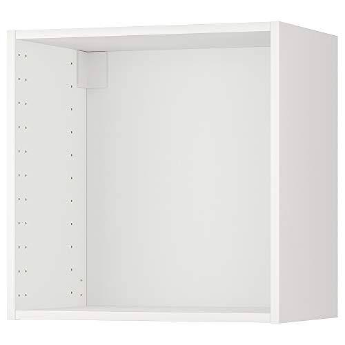 METOD väggskåp ram 60 x 60 cm vit
