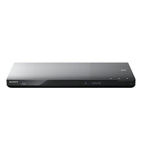 Sony BDP-S790 Blu-ray Player (4k UltraHD Upscaling / 3D / W-LAN, 2x HDMI, USB)