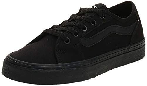 Vans Damen Filmore Decon Sneaker, Canvas Black Black, 38 EU