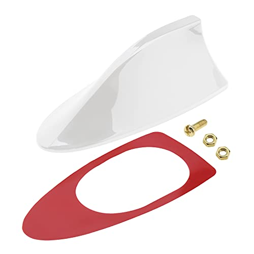 Cobertura de antena de aleta de tiburón para coche