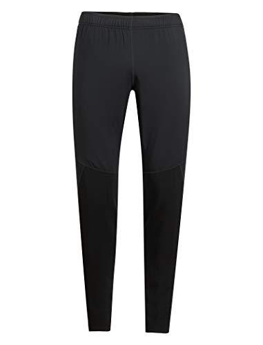 Icebreaker Herren Tech Trainer Hybrid Pants Funktionshose, Black, S