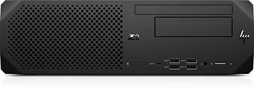 Hp Z2 Sff G5 -  Intel Core I7- 10700 -  16Gb -  512Gb Ssd -  Negro Mini Pc -  W10 Pro