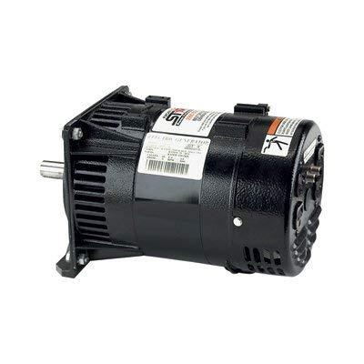 NorthStar Belt-Driven Generator Head - 2,900 Surge Watts, 2,600 Rated Watts, 5 HP Required
