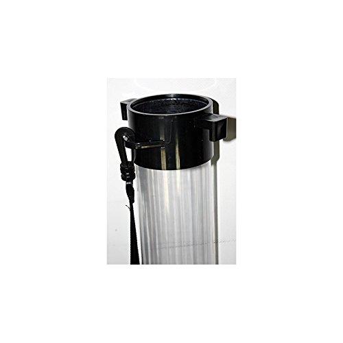 Softee Equipment 0006686 Tubo Recoge Pelotas, Adultos Unisex, Blanco, S