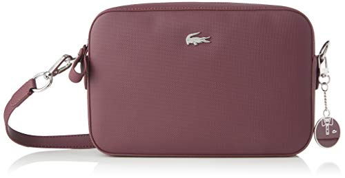 LacosteNf2771dc Daily ClassicDamenViolett (Grape Wine)5x16.5x25 Centimeters (W x H x L)