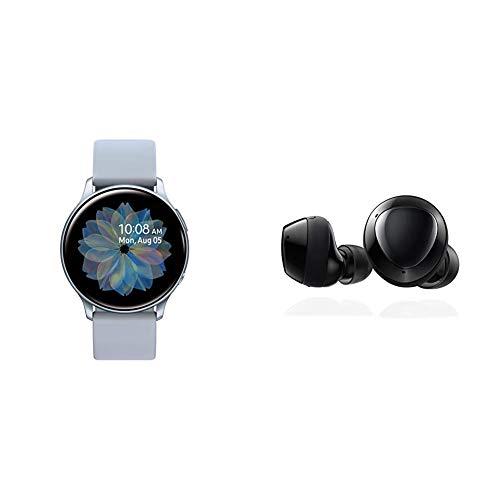 Samsung Galaxy Watch Active 2 + True Wireless Earbuds (Wireless Charging Case)