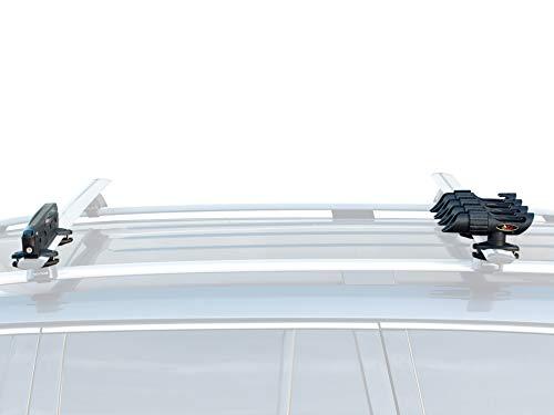 GEAR RAK Fishing Rod Transportation System Roof Top UP-Right Car SUV Roof Rack