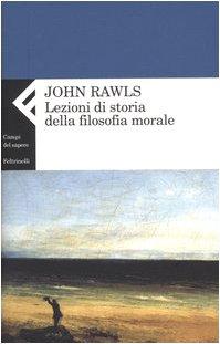 Lezioni di storia della filosofia morale