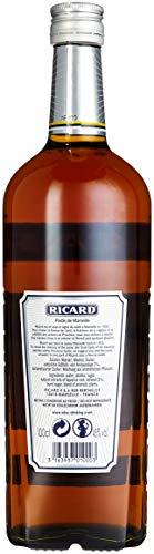 Ricard Pastis / Französischer Likör mit Sternanis, erfrischendem Kräuteraroma & Süßholzsaft / Spirituose mit universeller Mixbarkeit / 1 x 1 L - 4