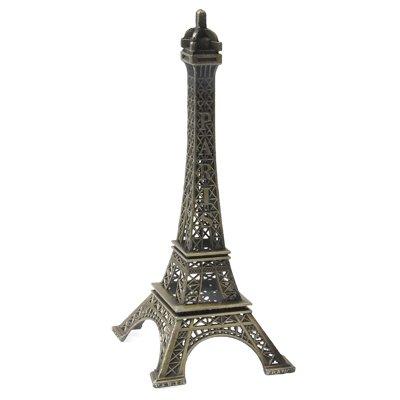 Nobrand SNUIX Tour Eiffel Modèle Ameublement Articles Modèle Photographie Props Creative ménages Cadeau, Taille: 25 X 10.5cm