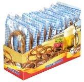 HUOBER Brezelpack, Bio, 11 Kartons mit je 10 Packungen a 2 Brezeln (220 Brezeln total)