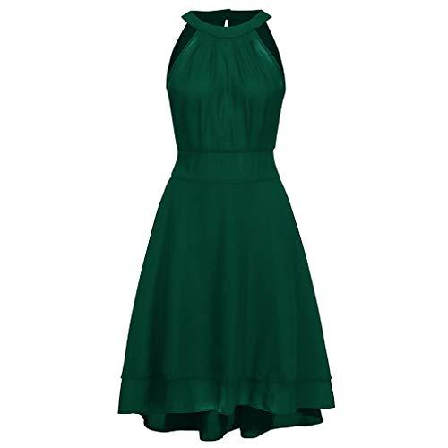 Vestido Talla Grande marca BXzhiri_Women