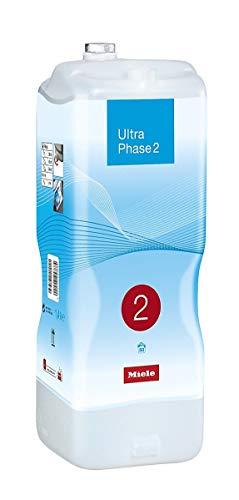 Miele UltraPhase, TwinDos Vollwaschmittel, für weiße und bunte Wäsche