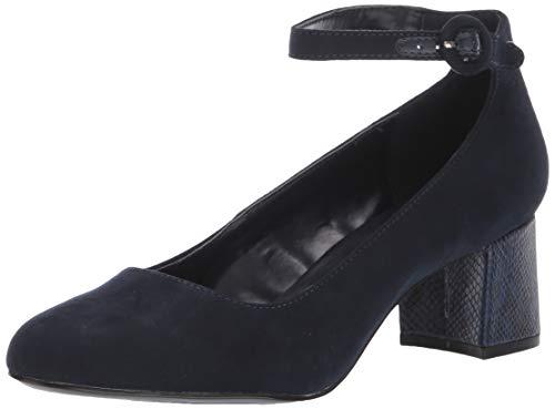 Bandolino Footwear Women's Odear Pump, Navy, 10