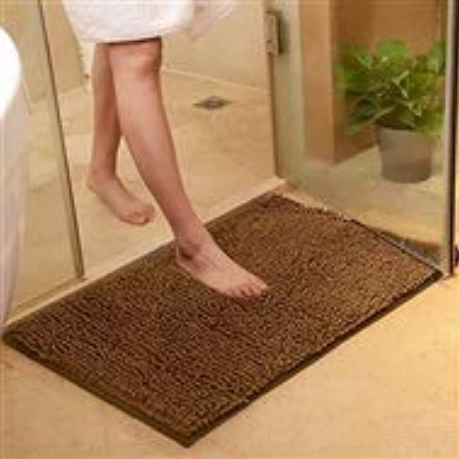 Royare Home Decorations mat Mat Bath mat Water Toilet Door Door Doormat Hall Bedroom Carpet Kitchen mat