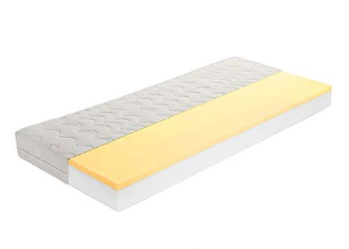 Best For You VISKO Schaumstoffmatratze JOSHY mit TÜV Kinderbettmatratze 9 Größen (90x160cm)