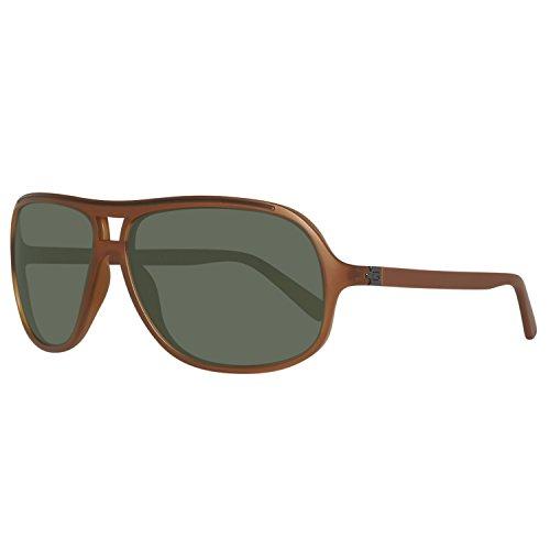Guess Sonnenbrille GU6877 6445Q Gafas de sol, Marrón (Braun), 64 para Hombre