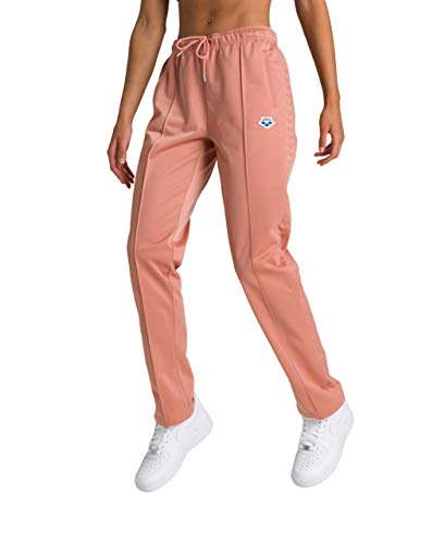 ARENA W Straight Team Pant, Pants Donna, Triple Powder Pink, S