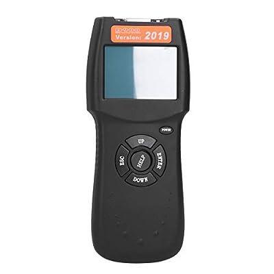 Qiilu Car Diagnostic Scanner, Car Diagnostic Scanner On-Board Diagnostics2 CAN Automobile Fault Detector Code Reader Equipment D900 Universal from Qiilu