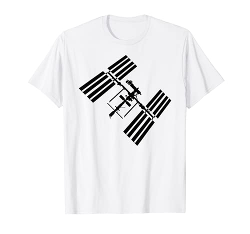 ISS (International Space Station) Silhouette T-Shirt