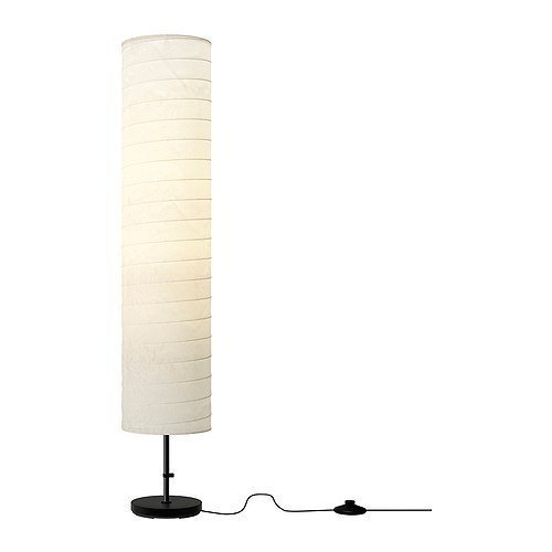 Ikea 6 x Stehlampen, Metall, 116 cm