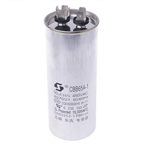 20-50uF CBB65 450V AC 50 /60Hz Air Motor Conditioner Compressor Start Condensator