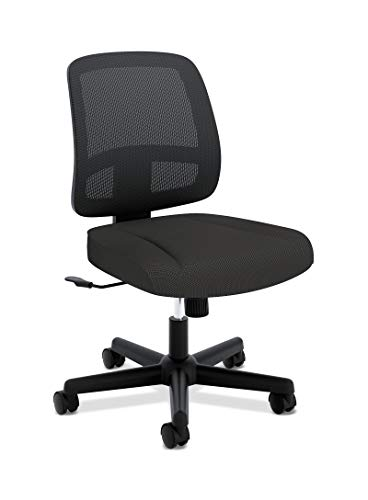 HON ValuTask Task Chair, Mesh Back Computer Chair for Office...