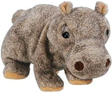 5b0d34e24ae Amazon.com  TY Beanie Baby - TUBBO the Hippo  Toys   Games