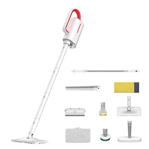 Limpiador a vapor Deerma Versión mejorada con accesorios 5...