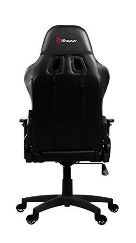 Arozzi VERONA-V2-BK VERONA-V2-Black, Black, Large
