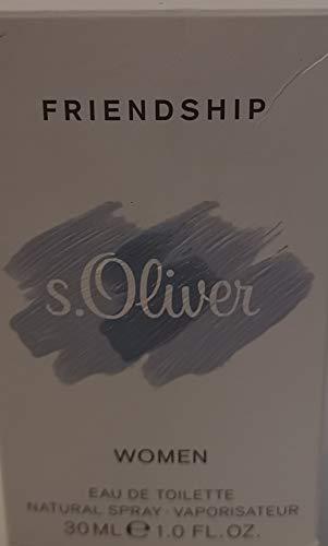 S. Oliver Friendship Eau de toilette Menthe 30 ml
