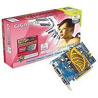Gigabyte Graphics Card–GF 6600GT Turbo Force Edition 128MB nVidia Geforce 6600GT PCI-E x 16DDR3128BIT DVI TVO VIVO Graphics Card