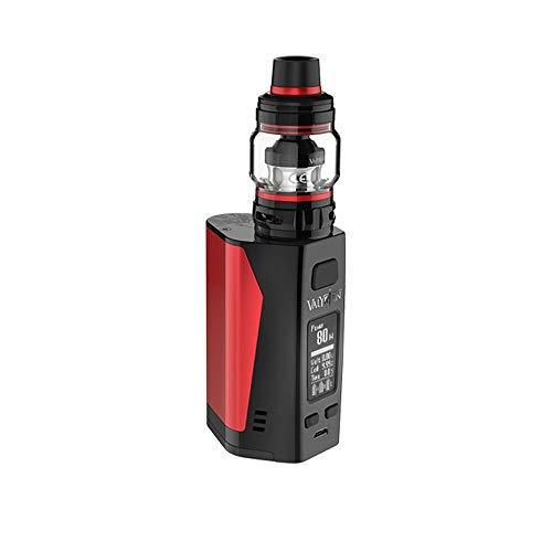 Uwell Valyrian 2 Kit, 300W E Zigarette Starter Kit mit Sub Ohm Tank 6ml Kein Nikotin und Tabak (Rot)