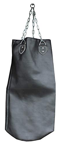 Lisaro Boxsack Standard 100 cm ungefüllt/Profi Boxsack // Sandsack ungefüllt