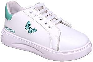 حذاء كاجوال للنساء من تيستا تورو 38 EU , ابيض اخضر