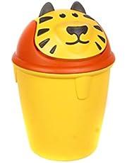 CURVER Zwenkemmer Tiger geel