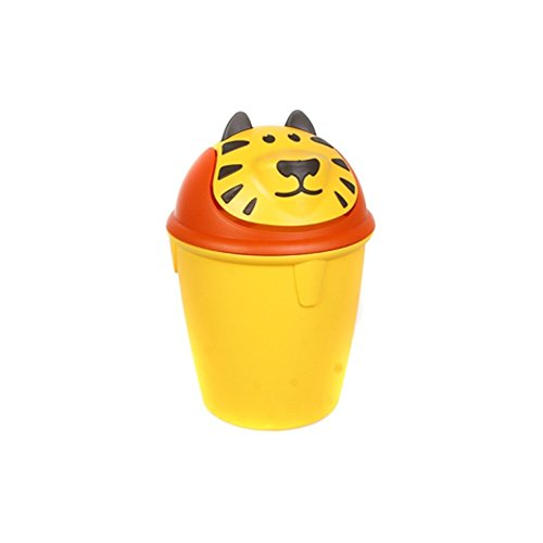 CURVER Schwenkeimer Tiger gelb