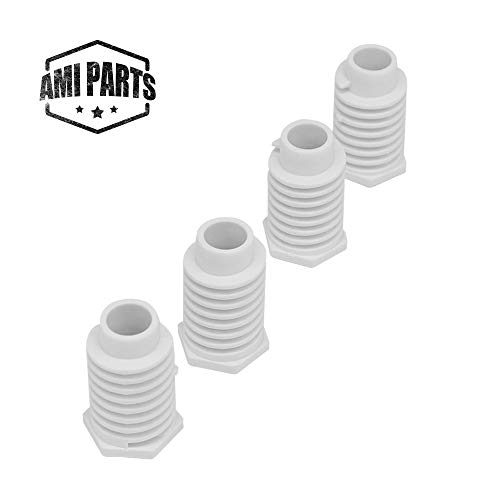 AMI PARTS 49621 Dryer Leveling Leg W10823505 for Kenmore Whirlpool AP4295805