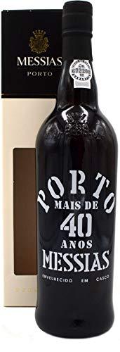 Rarität: Port Messias 40 Jahre 0,75l mit Geschenkpackung - Portwein