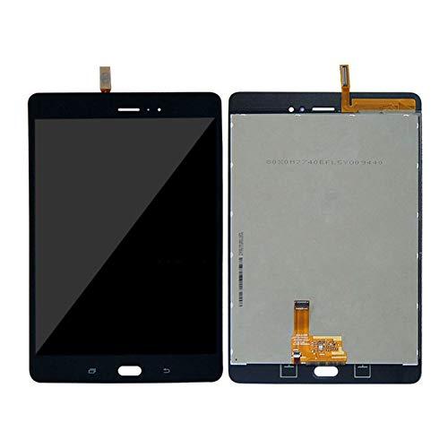 Kit de repuesto de pantalla de 8 pulgadas, compatible con Samsung Galaxy Tab A 8.0 T350 T355 pantalla LCD táctil de montaje SM-T350 WIFI/SM-T355 3G Kit de reparación de pantalla (color: T350 blanco)