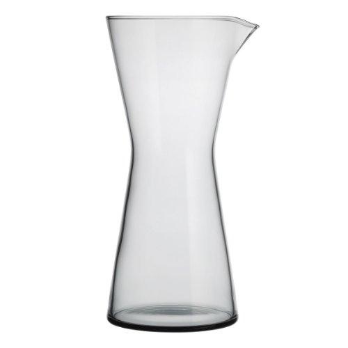 Iittala Kartio–21Karaffe, grau, Standard