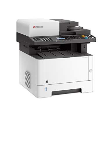 Kyocera Ecosys M2040dn Impresora Multifuncional Blanco y Negro | Impresora - Fotocopiadora - Escáner | Soporte de impresión Mobile Print via Smartphone y Tablet